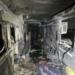 82 killed in Iraq as fire erupts at COVID-19 hospital